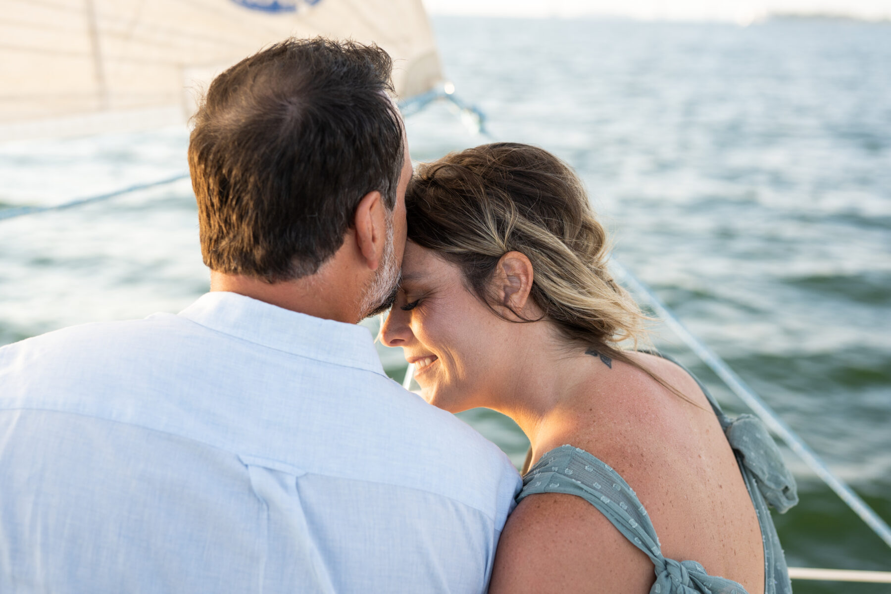 Sail Newport Proposal Jodi and Brian Blueflash Photography 20