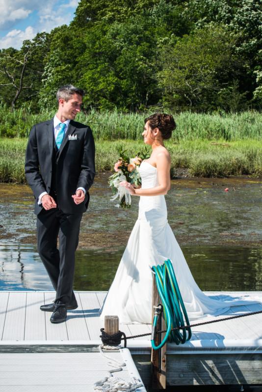 Daryl and Chris   Harbor Lights Wedding   Blueflash Photography