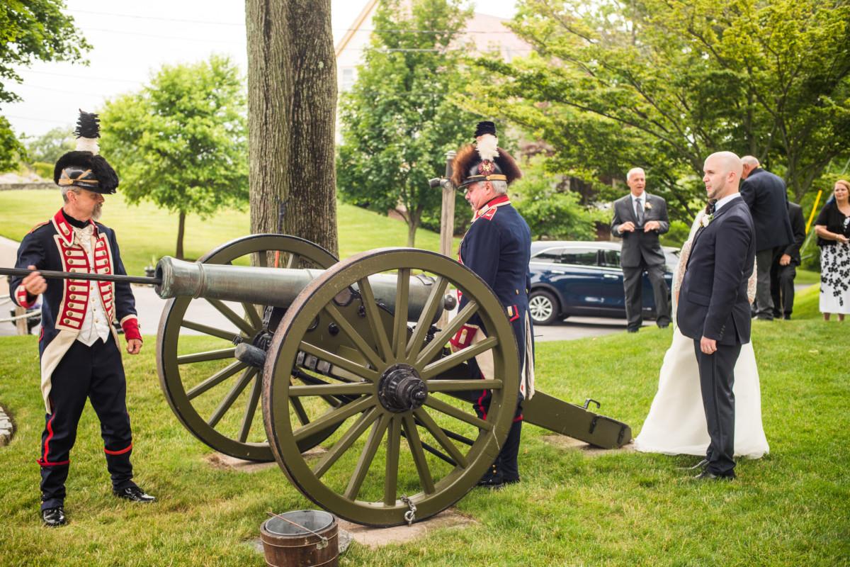 Jenifer & Dan | The Squantum Association Wedding | Blueflash Photography