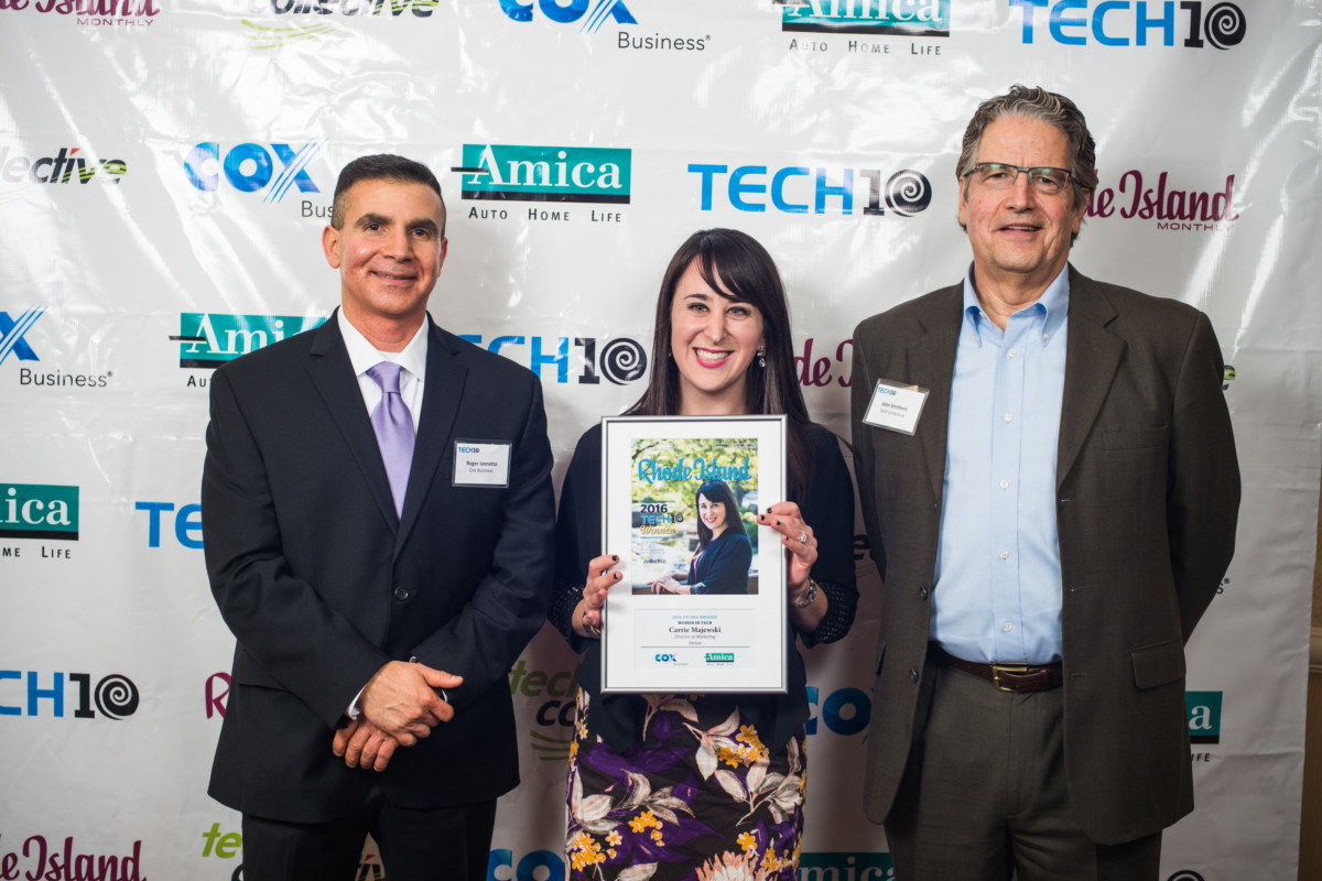 Rhode Island Monthly Tech 10 Awards 2016   Blueflash Photography