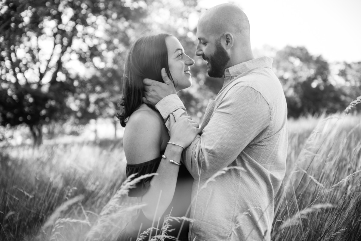 Tia and Michael   World's End Engagement Session