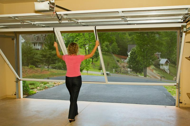 Lifestyle Garage Screen Doors