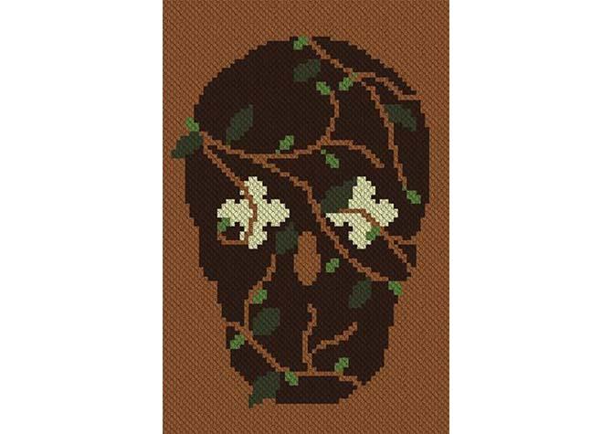 In the End C2C Crochet Pattern