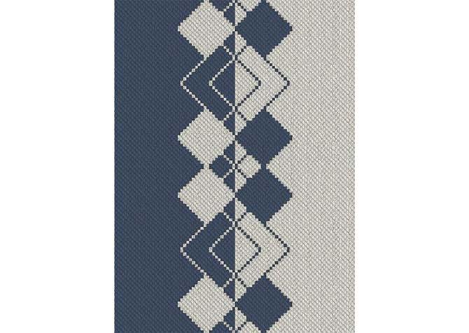 Meet Me in The Middle C2C Crochet Pattern