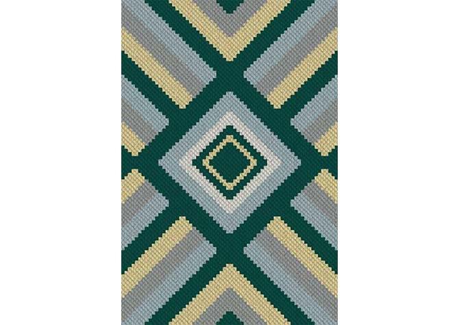 See the Sea C2C Crochet Pattern