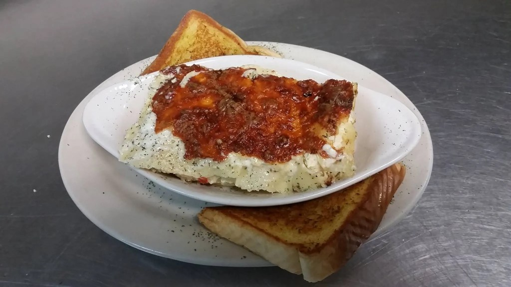 Blue Gill Grill Daily Specials Calzones and Italian Food