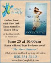 Karen White Author Event – 'Grit Lit' in The Walton Sun