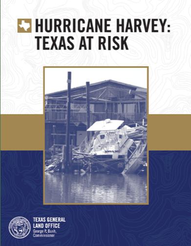 Hurricane Harvey Report Cover