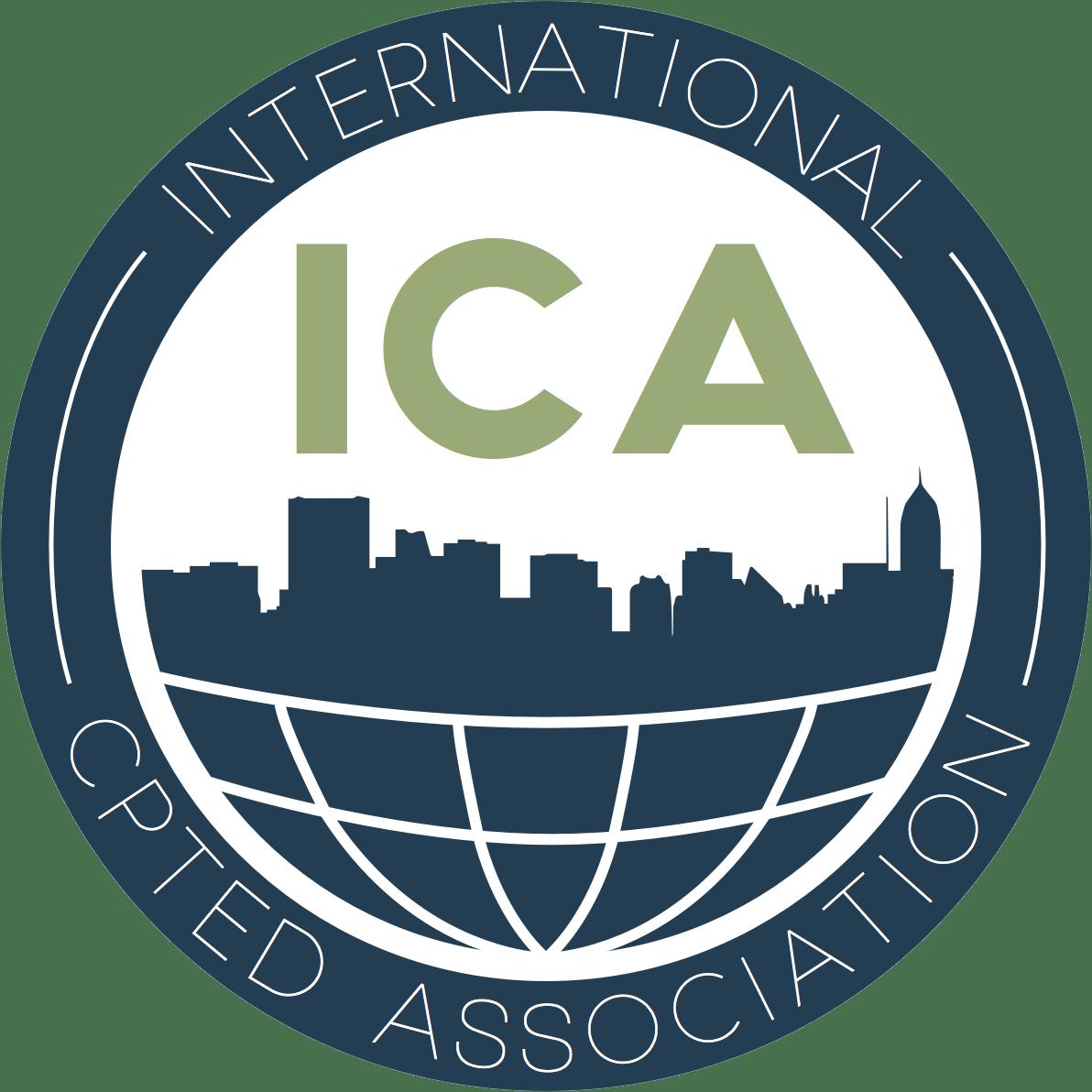 Seal for International Crime Prevention Through Environmental Design Association