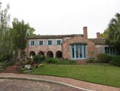 Backside of Casa Feliz