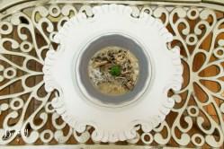 Chicken, Wild Rice and Mushroom Soup
