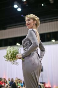 Perfect Wedding Guide Floral Sponsor, Fashion Show, Bridal Bouquets