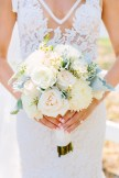 Bridal bouquet by Bluegrass Chic
