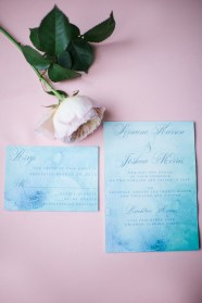 Watercolor Styled Shoot; Swanky I Dos; Purple, Yellow, Peach Stock, Roses, Acacia, Dendrodium