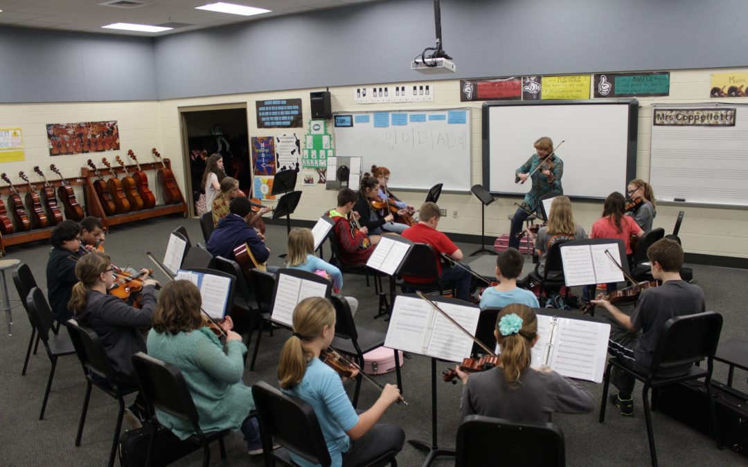 Register now for bluegrass music in the classroom workshop
