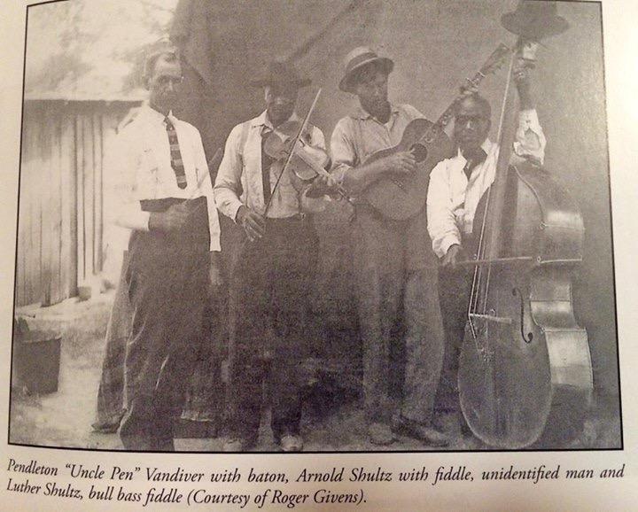 Folklorist William E. Lightfoot on Arnold Shultz