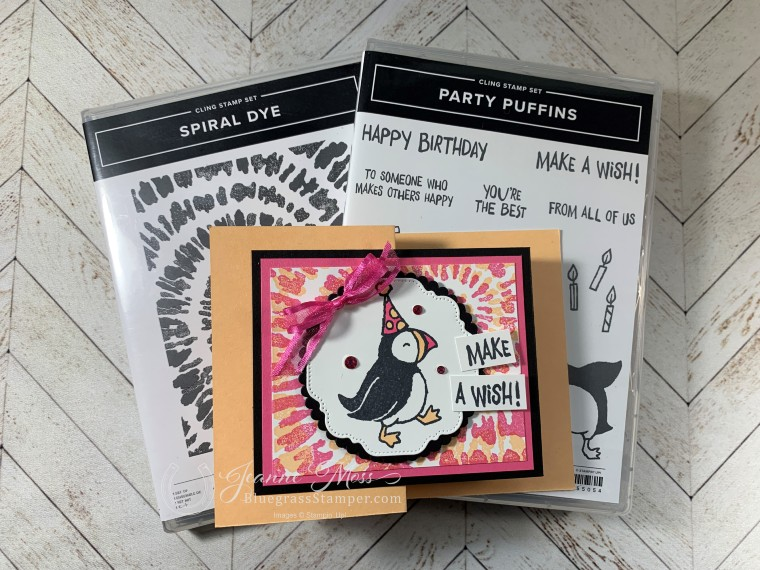 Party Puffins Maui Swap