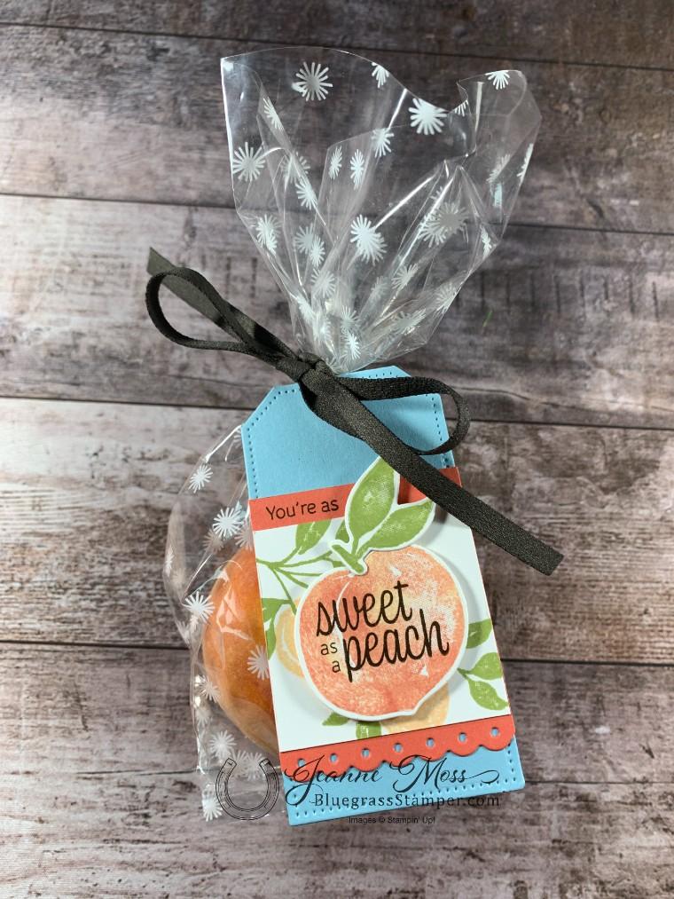Sweet As A Peach Treat Lead Photo