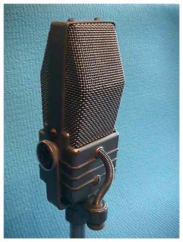 Ribbon mic-