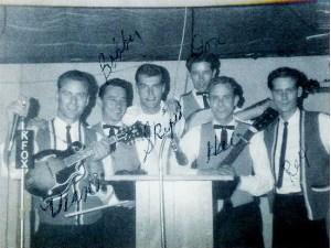 Golden State Boys - Vern, Bobby Sloan, Skip, Don Parmley, Hal Poindexter- Rex Gosdin