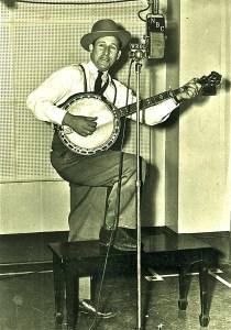 Wade Mainer - banjo