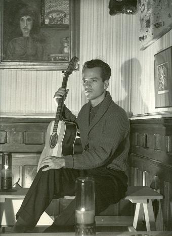 Tony Townsend at The Iopan