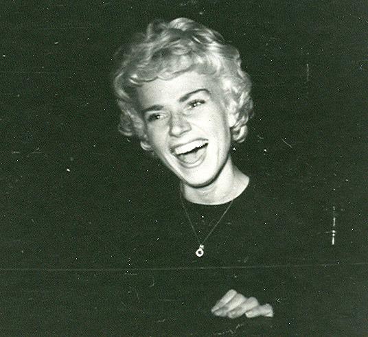 Carolibne Denny, later to become Caroline Townsend.