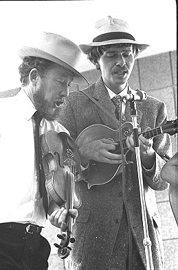 Gene McGeorge, Peter Feldmann1964