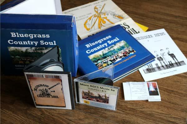 Bluegrass Country Soul Box Set.