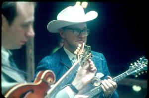 Ralph Rinzler, Bill Monroe