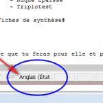 Word : Langue Française par défaut