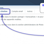 NAS : Activer Photo Station