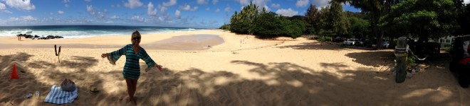 The North Shore of Oahu