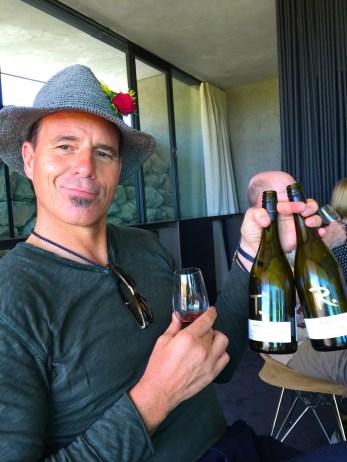 Wine Tasting at Brancott