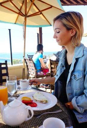 Breakfast at Ocean House