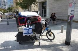 Tel Aviv homeless