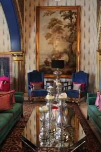 Raj Mahal Palace Hotel Lobby Jaipur India