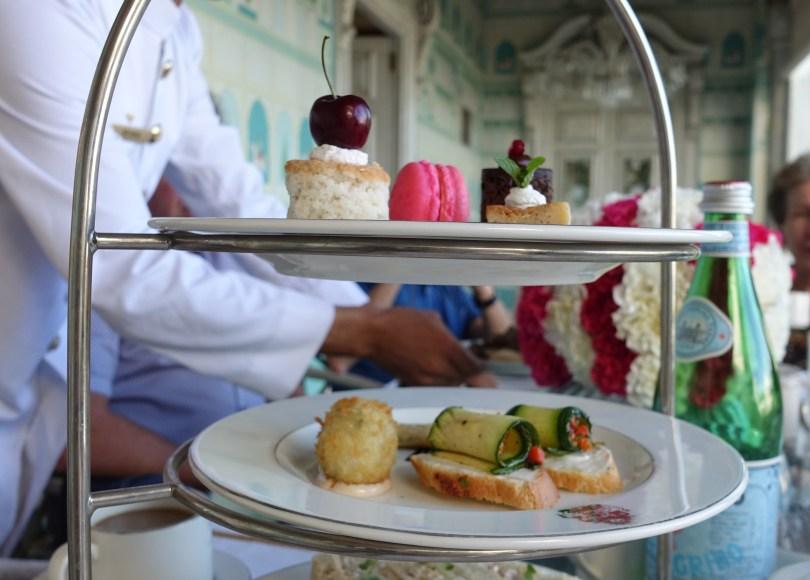 Tea At The Raj Mahal Palace Hotel Jaipur India
