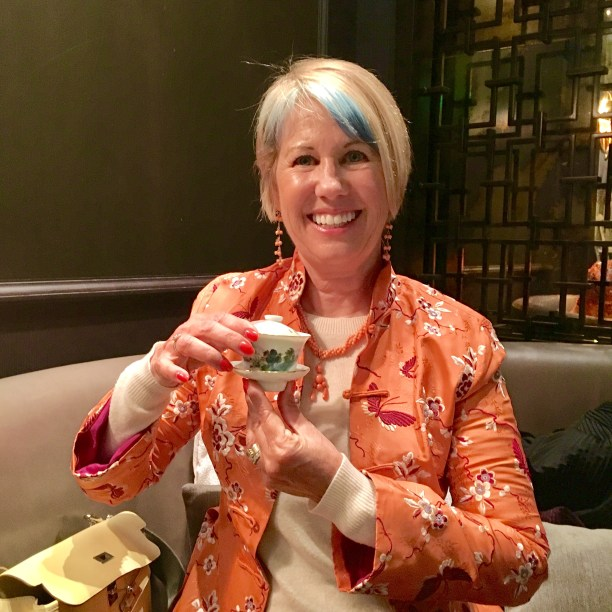 Pu-Erh tasting at Hotel Bel Air
