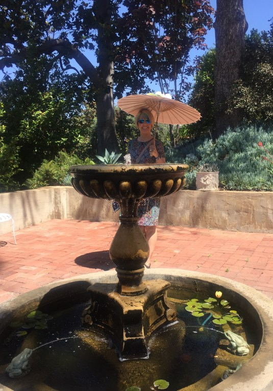 Italian Terraced Garden Virginia Robinson Gardens