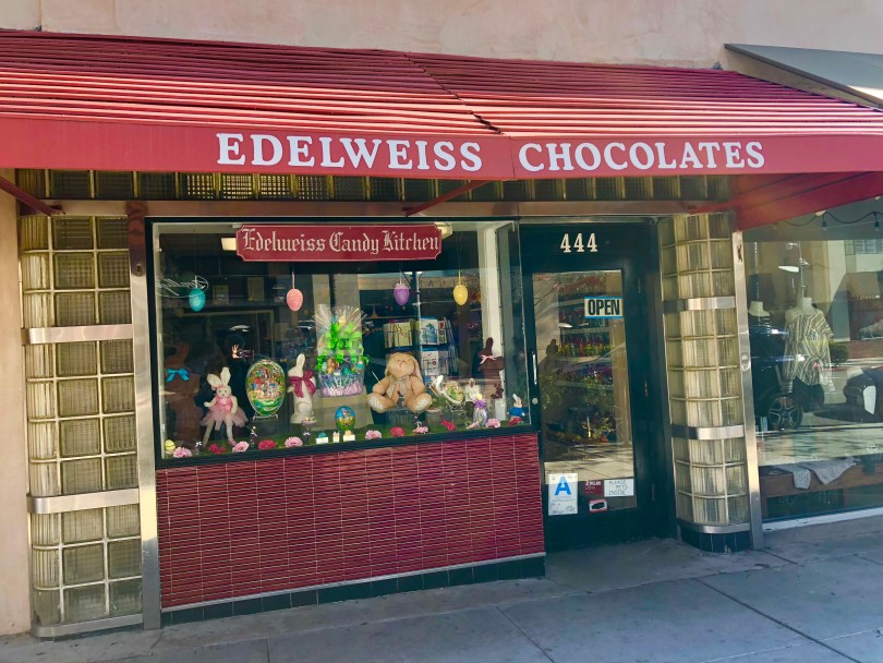 Edelweiss Chocolates