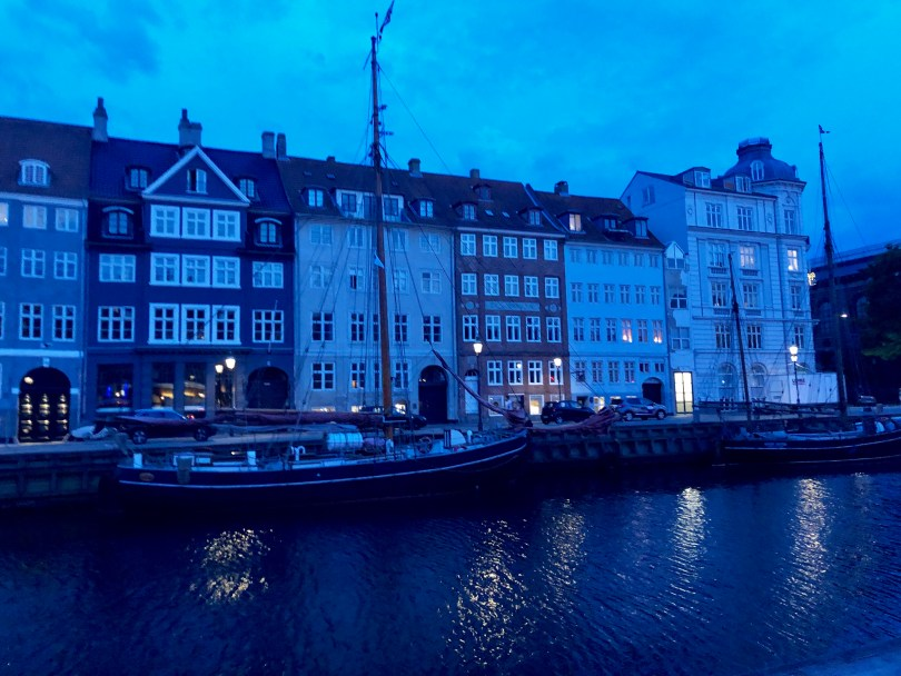 Copenhagen late night