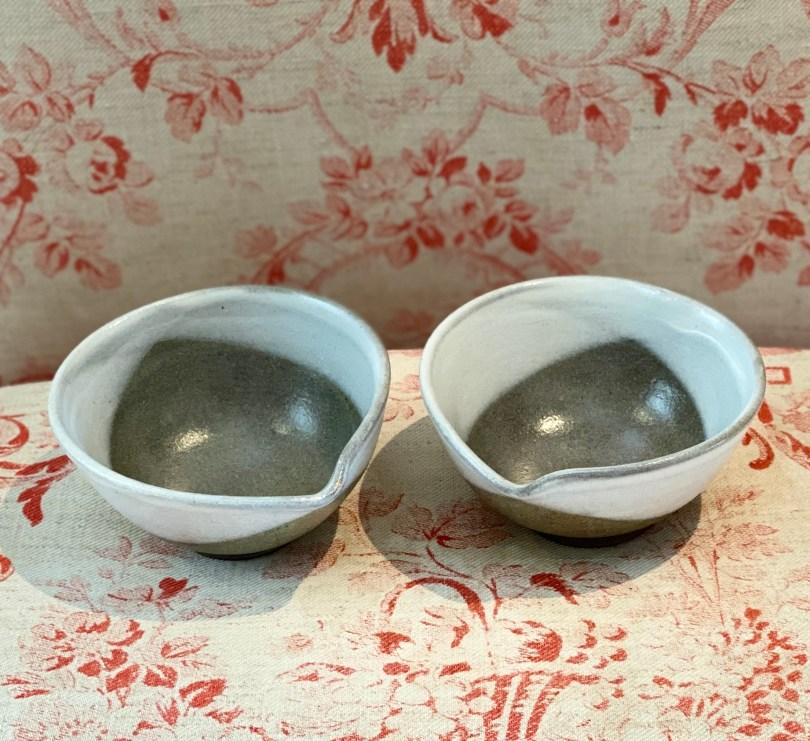 My new Tamba bowls