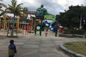 『2017沖繩』可愛又好玩得不得了-本部公園(野菜公園)