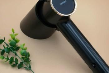 攜帶方便、輕巧迷你日本TWINBIRD-美型蒸氣掛燙機