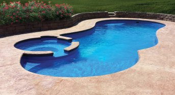 Allure Blue Hawaiian Pools of Michgan Leisure Pools (9)