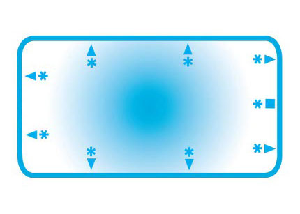 RECTANGLE-2-FT-RADIUS-Blue Hawaiian Pools of Michigan Image