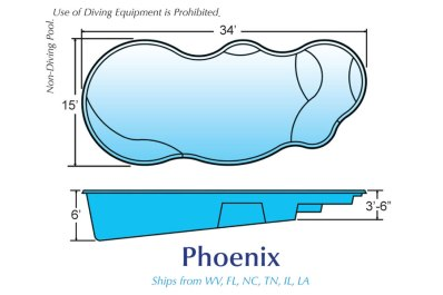 blue hawaiian pools of michigan phoenix pool 01
