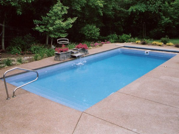 in ground swimming pool builder Michigan Clarston, Milford, Fenton, Oxford, Lansing, Shelby Mi. inground Swimming pool Installation Clarkston Michigan Swimming Pool Sale www.bluehawaiianpoolsofmichigan.com 0016