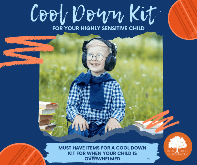 link to cool down kit for when your child is overwhelmed